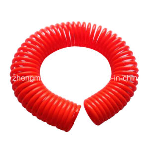 Color PU Recoil Hose (16*11mm, 7.5M) pictures & photos