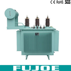 S09 Low Losses Three-Phase Electric Oil Immersed Transformer pictures & photos