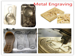 Metal Tag Engraving Machine Tool pictures & photos