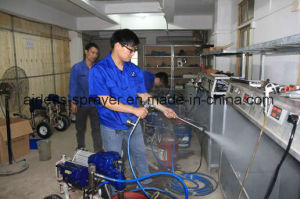 Electric Texture/Putty Airless Paint Sprayer/Spraying Machine pictures & photos