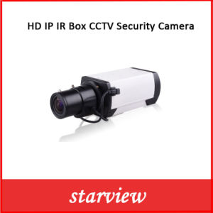 HD IP IR Box CCTV Security Camera pictures & photos