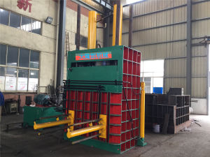 315ton Vertical Baler Machine pictures & photos