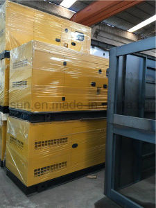 Prime Power 25kw Silent Diesel Genset with Perkins Engine Soundproof Generating Sets with Ce/SGS Certificates pictures & photos