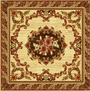 Flower Pattern Carpet Tile Polished Crystal Ceramic Floor Tile 1200X1200mm (BMP29) pictures & photos