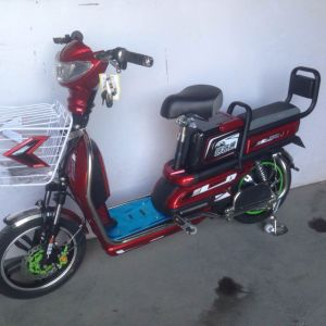 Hot Sale Quality Q7 48V Battery Motor Electric Bicycle pictures & photos