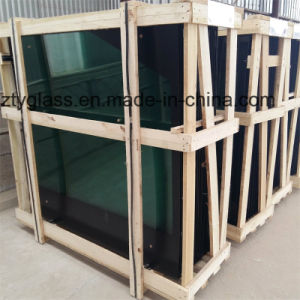 Tempered Glass Left Side Sliding Window Glass for Huanghai Bus pictures & photos
