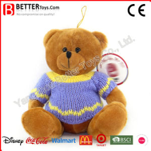 Plush Kids Toy Teddy Bear on Sweater pictures & photos