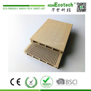 Eco-Friendly Outdoor WPC Wood Plastic Composite Decking pictures & photos