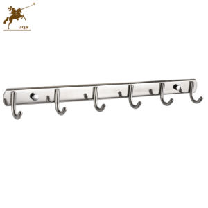 Manufacture Stainless Steel Bathroom Accessories Coat Hook pictures & photos