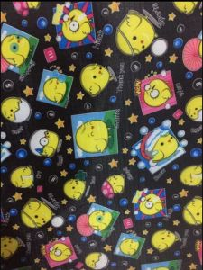 210d 5mm Ripstop Polyester Printing Fabric pictures & photos