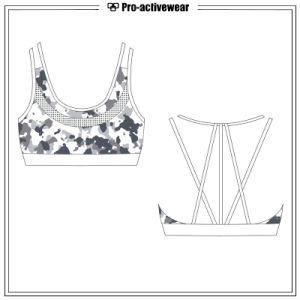 Best Selling Sublimation Bra for Women pictures & photos