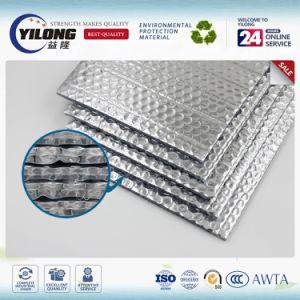 Heat Reflective Aluminum Foil PE Air Bubble Roof Insulation pictures & photos