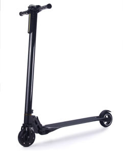 Rechargeable 5inch Handle Electric Scooter pictures & photos