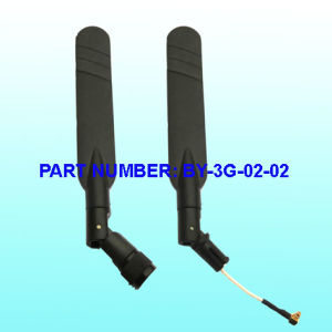 GSM WiFi 3G Rubber Antenna, High Gain 5dBi 3G GSM Antenna pictures & photos