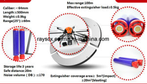 Fire Fighting Drone pictures & photos