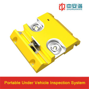 Under Vehicle Inspection System with Vehicle Number Recognition pictures & photos