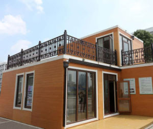 Modular Smart Villa (standard wing villa)
