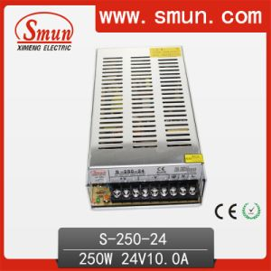 250W Single LED Driver Nonwaterproof Switching Power Supply IP67 pictures & photos