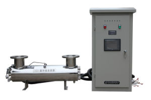 Ss304/316 Ultraviolet Sterilizer for Commercial Water Disinfection pictures & photos