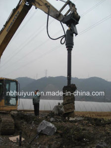 Excavator Earth Auger in 300mm pictures & photos