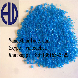 Feed Grade Blue Vitriol Copper Sulfate Pentahydrate 98%Min pictures & photos