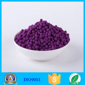 Activated Alumina Potassium Permanganate Catalyst for Sale pictures & photos