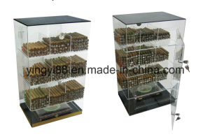 Custom Acrylic Counter Display with Key pictures & photos