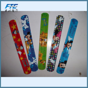 Promotion Gift Sport Reflective Slap Band pictures & photos