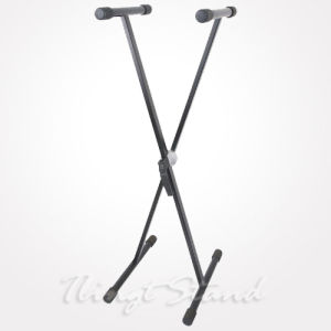 "Single ""X"" Style Keyboard Stand (TKB103) pictures & photos"