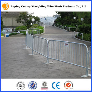 Corrosion Resistant Iron Crowd Control Pedestrian Barricade pictures & photos