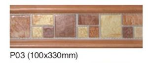 Ceramic Wall Tiles Decoration Borders (P03) pictures & photos