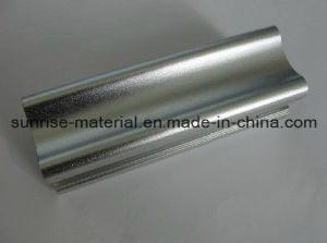 Aluminium Profile for Silver Sand Blasting Used pictures & photos