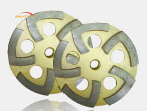 L Shape Diamond Grinding Cup Wheels Concrete Grinding pictures & photos