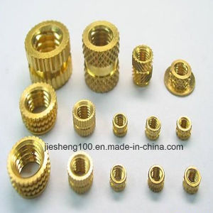Jesun Knurled Fitted Copper Nut
