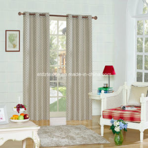 Polyester Twist Yarn Window Curtain pictures & photos