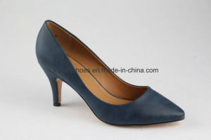 New Fashion Design Ladies Shoes with High Heel pictures & photos
