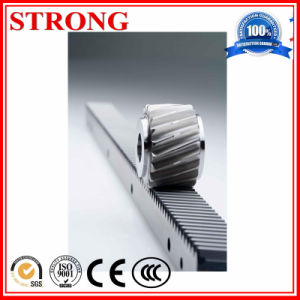 China Manufacturer of High Quality Worm Gear and Rack pictures & photos