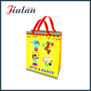 Sell Well Popular Animals Printed Gift Paper Bag pictures & photos