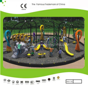 Kaiqi Outdoor Climbing Equipment Set for Children′s Playground - Customisation Available (KQ10009A) pictures & photos