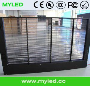 LED Decorative Strip Window LED Glass Transparent Display pictures & photos