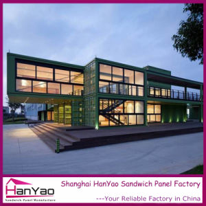 High Quality Steel Structure Container House pictures & photos