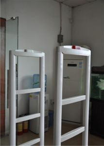 Alluminum Alloy EAS RF Garment Anti-Theft Alarm System pictures & photos