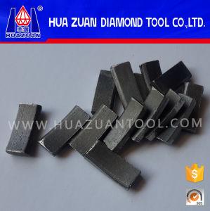 Diamond Segment Drilling Reinforced Concrete pictures & photos