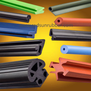 Silicone Rubber Seal Strip pictures & photos