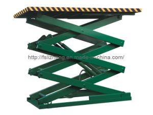 Electric Cylinder Hydraulic Scissor Platform Lift Table (LZ-GTY)