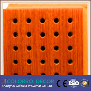 Low Frequency Absorb Wooden Acoustic Panel pictures & photos