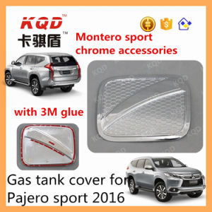 Car Fuel Tank Cap Pajero Montero Fuel Tank Cover for Pajero Sport 2016 Accessories Gas Tank Cover for Mitsubishi Parts