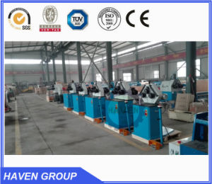 W24H-159 Hydraulic Profile Frame Section Bending Machine pictures & photos