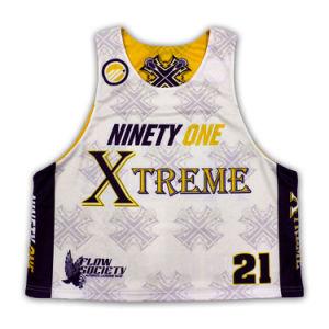 Unisex Heat-Transferring Lacrosse Jersey pictures & photos