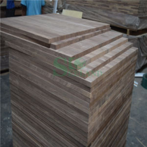 Best Quality Walnut Edge Glued Panel for Wooden Furniture pictures & photos